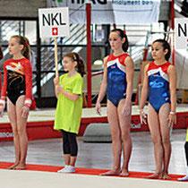 ArtGymnatic 2011 Liestal - 2.v.l. Ronja Team NKL/Italien