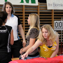 Basler - Vorbereitungen Rangverkündigung