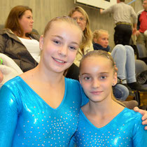 Nicole und Fabienne ... 2x BTV in der A Liga