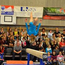Fabienne Strub Balken SMM 2012