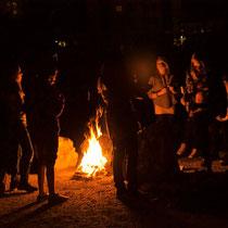 GRILL 2011 - ...  Lagerfeuerstimmung