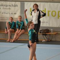 Uster OPEN 2013 - Leandra und Team