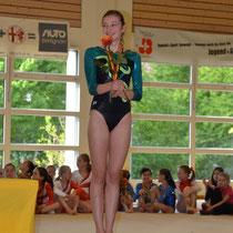 Berner Meisterschaften 2013: OPEN - 3. Platz Leandra