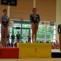 Berner Meisterschaften 2013: OPEN - Podest