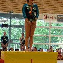 Berner Meisterschaften 2013: OPEN - 1.Platz Laura