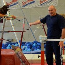 Trainerweiterbildung 2011 mit Roland Brückner