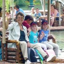 Ausflug Europapark 2011 -  Raingard Luisa Elena