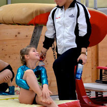 Gym Star 2012 - Lia und Bigna