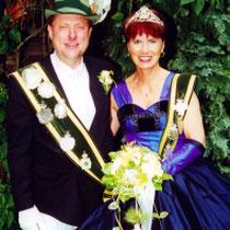 2000: Lothar und Karin Hoffmann
