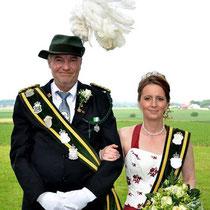 2015: Achim Ziese und Bettina Ulrich