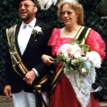 1997: Dieter Wagner und Ingrid Schörghuber
