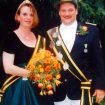 2001: Roger Thelen und Petra Düselder