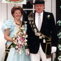 1991: Günter und Uschi Werry