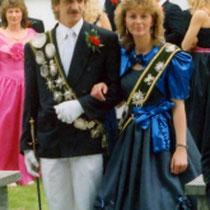 1990: Werner Große-Berkhoff und Sabine Klauke