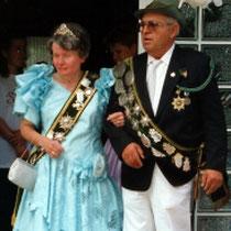 1993: Walter Kunze und Gertrud Römling