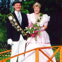 1992: Dirk Schewe und Ursula Bals