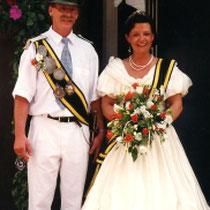 1996: Manfred Böhme und Maritta Werry