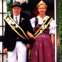 1994: Hans Steinhoff und Elisabeth Schürmann