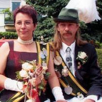 2004: Heinz und Nicole Koers