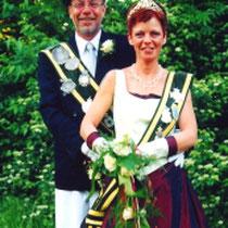 2002: Friedrich-Wilhelm und Ute Schlüter