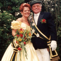 1998: Hans Modlmayr und Heike Böhme