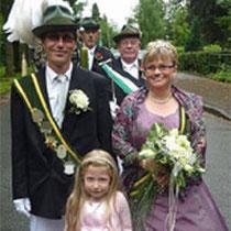2011: Wolfgang und Ina Kamen
