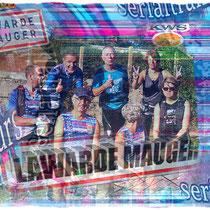 Sortie à Lawarde Mauger avec Martin (dép80 - 16/18km - Sam11/09/2021)