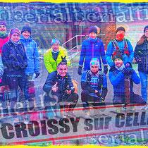 Sortie à Croissy sur Celle avec Martin (dép60 - 16/20km - Sam09/01/2021)