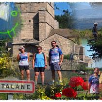 Rando à Estalane avec Céline & JPh (dép12 - 12km - Ven20/08/2021)