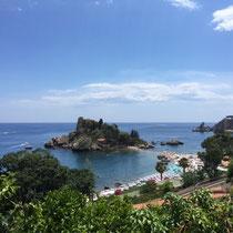 Isola Bella - die schöne Insel