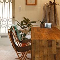 ロスト&ファウンドの家具・建具
