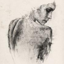 Janina, Graphit auf Papier, 2015