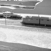 Wunderwert Modellbau im VAZ - St.Pölten 2017 - italienische Lok trifft österreichische Lok