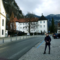 The city Hohenems