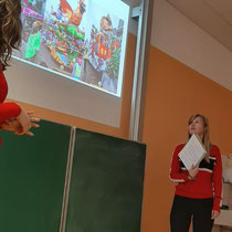 Our lesson about Carnaval