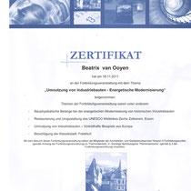 Umnutzung von Industriebauten - Energetische Modernisierung