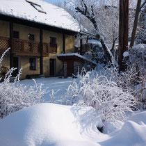 Chalet La Foulée en hiver