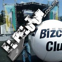 pelota de playa para concierto