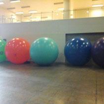pelotas balones gigantes