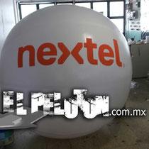pelota playera gigante