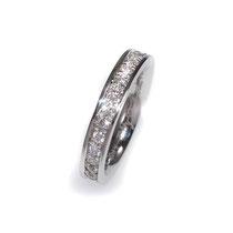Memoire-Ring als Verlobungsring in Weißgodl