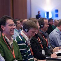 Redner   Referent   Keynote Speaker   Gastredner   Mut + Motivation: Marc Hauser, erfolgswelle® AG (Foto Eve Kohler)