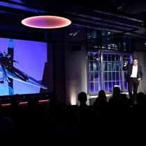 Redner | Referent | Keynote Speaker | Gastredner | Innovation der Zukunft Marc Hauser