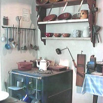 Küche um 1920