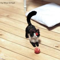 """1:12 TUXEDO CAT """"PIRAT"""""""