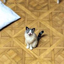 "1:12 ""HAPPY CAT"""