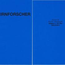 Alfons Egger Katalog Der Hirnforscher 1987