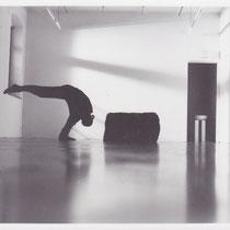 Alfons Egger Beatrix Sunkovsky 1987 Der Hirnforscher Galerie Krinzinger Innsbruck