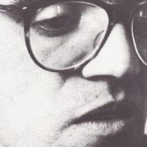 Alfons Egger Rede wider die Traurigkeit 1981 Foto: Regine Steenbock