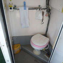 個室水洗トイレ